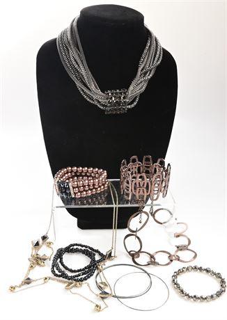 Noir Fashion Jewelry