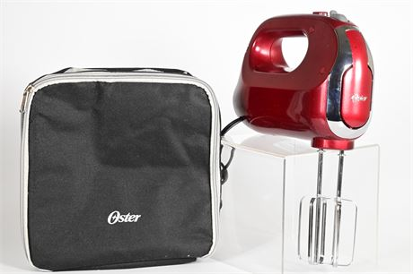 Oster Hand Mixer With Case