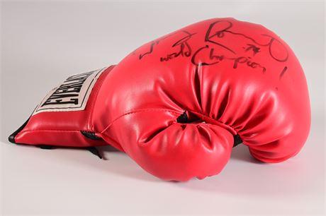 Danny Romero World Champion Autographed Glove