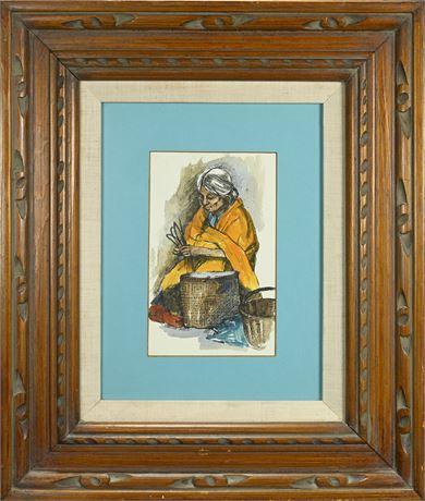 Carolyn Bunch Watercolor