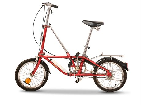 1988 Dahon III Folding Bicycle