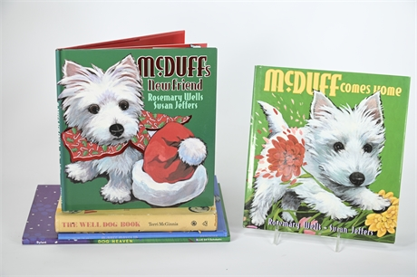 McDuff and Other Dog books