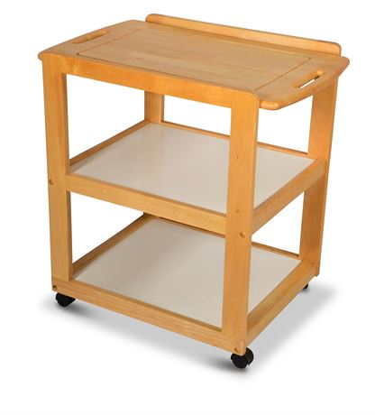Kitchen Cart on Casters