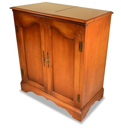 Convertible Magnavox Console Cabinet
