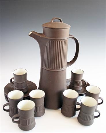 Vintage Dansk Coffee Set