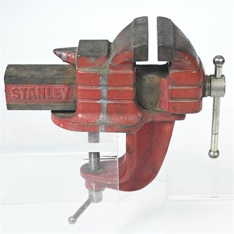 Vintage Stanley Table Vise No 766