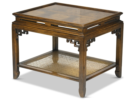 Drexel Heritage Ming Style Side Table