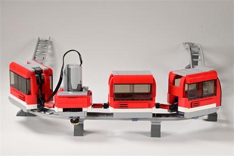 LEGO MOC Roller Coaster Train