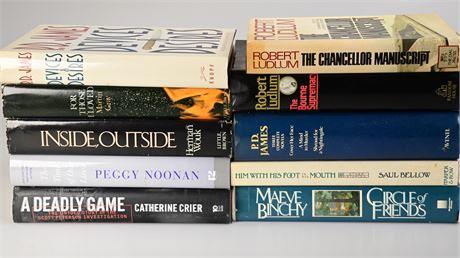 Hardcover Fiction Books