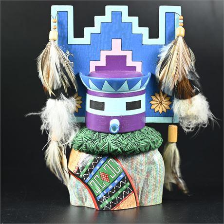 Vintage Hopi Hemis Kachina