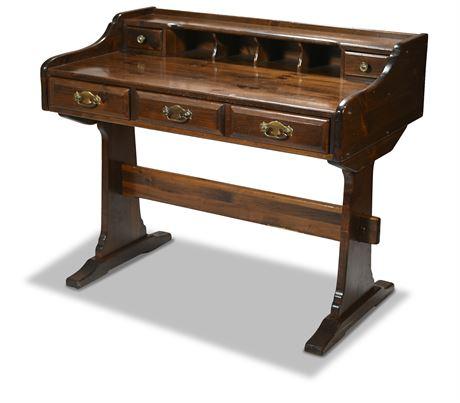 Old Tavern Pine Desk by Kling