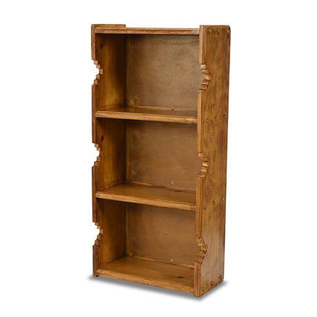 Southwest Style Bookshelf