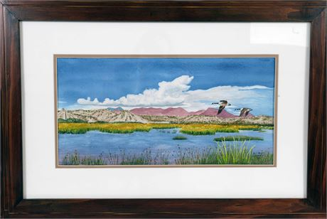 """Phil Yost """"Bosque del Apache"""""""