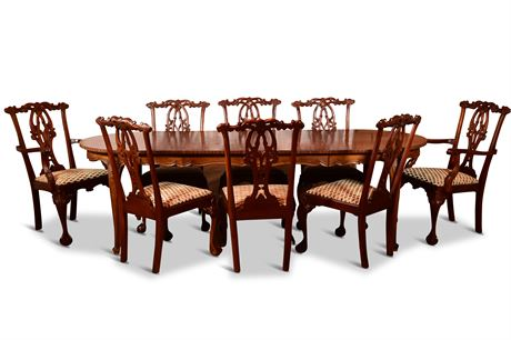 Antique French Provincial Dining Set
