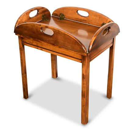 Folding Butlers Table