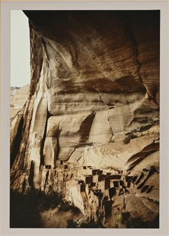 Gila Cliff Dwellings Framed Photograph