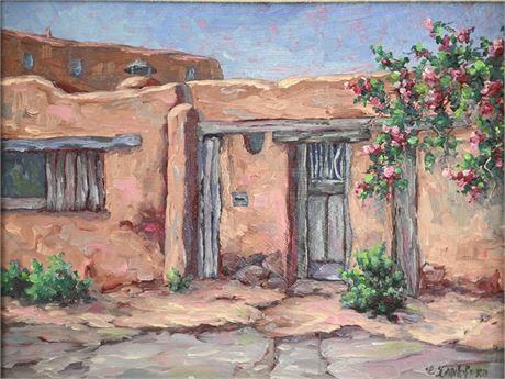 "Carolyn Lankford ""Hacienda"""