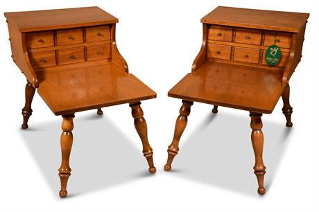 Pair of Ethan Allen End Tables