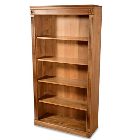 """Ethan Allen """"New Country"""" Bookcase"""