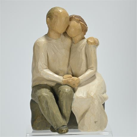 """""""Anniversary"""" Willow Tree Collectible"""