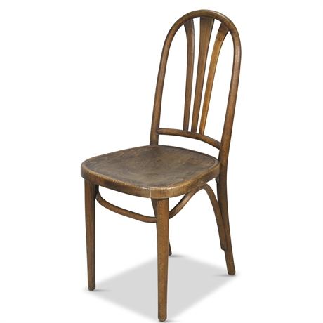 Antique Bentwood Chair