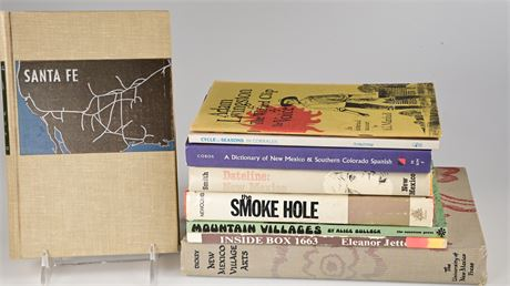 New Mexico Books