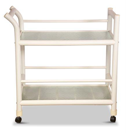 Golden Girls Style Bar Cart