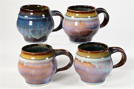 Bill Campbell Stoneware Mugs