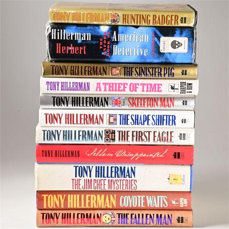 Tony Hillerman Books