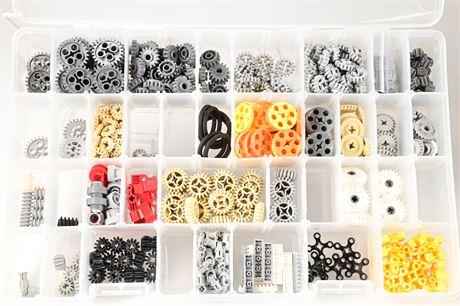 Lego Pieces (500 Pieces)