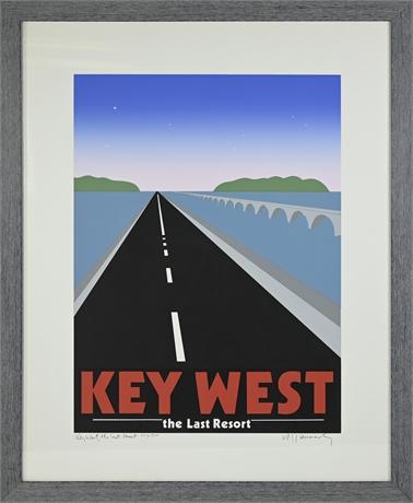 Keywest-The Last Resort Limited Edition