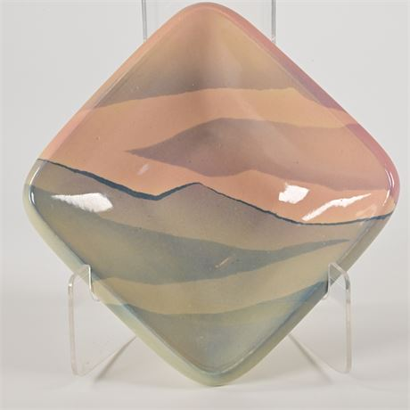 Ceramic Serving Dish by Fran Hogan