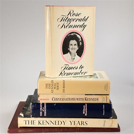 Kennedy Books