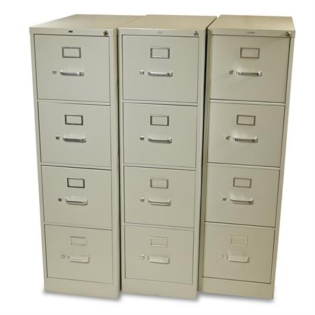 Hon Filing Cabinets