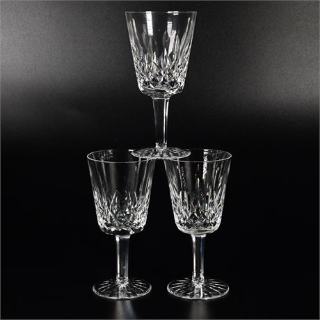 Waterford Lismore - Red Wine Glasses