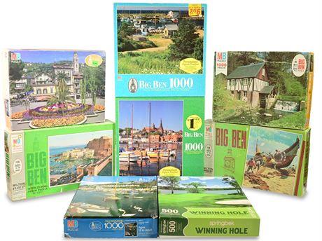 Big Ben Jigsaw Puzzles