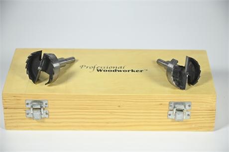 Professional Woodworker Forstner Bit Set