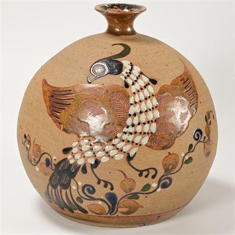 J Bernabe Tonala Vase
