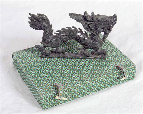 Jade Carved Dragon