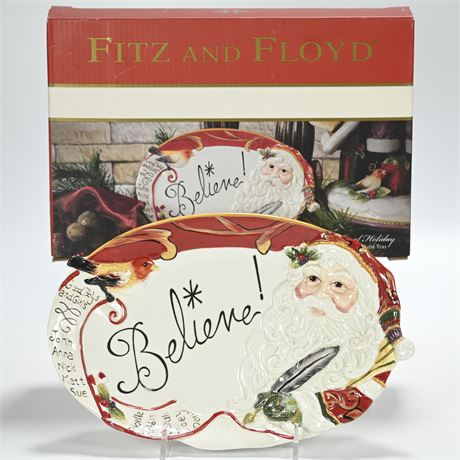 Fitz and Floyd Christmas Collectibles