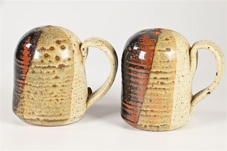 Hanselmann Stoneware Salt and Pepper Shakers