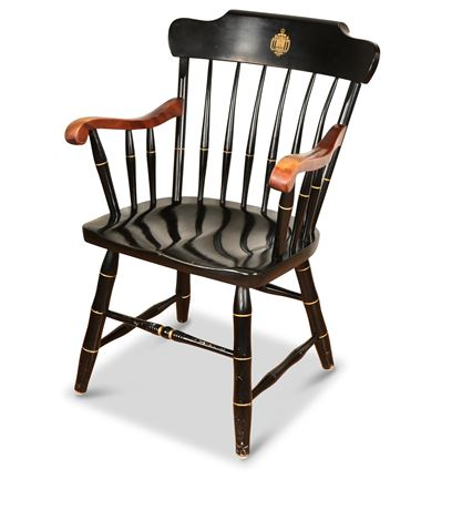 US Naval Academy Windsor Chair