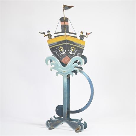 Rocking Ship Pendulum Toy