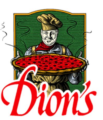 """Dion's """"Pizza a Month for a Year"""""""