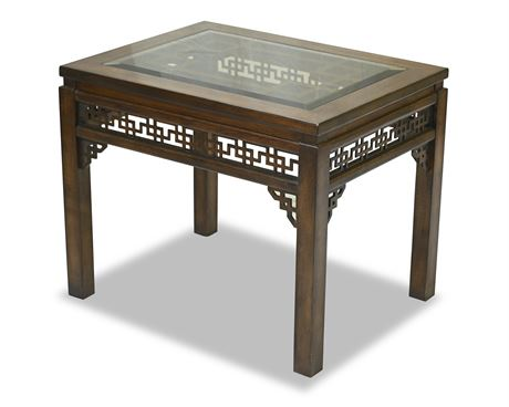Asian Themed Side Table