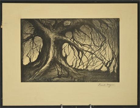 Frank Mayer Print