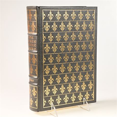 Easton Press: The Three Musketeers