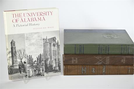 University of Alabama Annuals