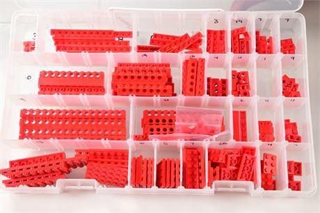 Lego Pieces (201 Pieces)