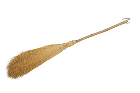 Handmade Witches Broom